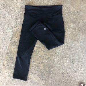 Lululemon REVERSIBLE leggings size 8